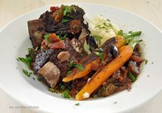 My Carolina Kitchen: Short Ribs Provencale – an excellent dish for entertaining