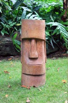 SKU: LBJ3001050 - Easter Island Tiki