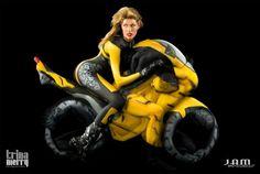 Trendy Mind // Trendy Wheels nº 5: Corpo Humano em Rodas // Foto: Trina Merry