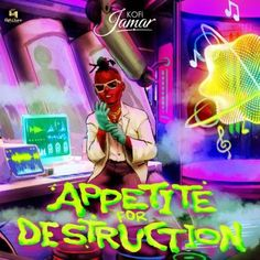 """Kofi Jamar – Appetite For Destruction EP GADone Records frontline, Kofi Jamar finally dishes out his much-anticipated EP dubbed """"Appetite For Destruction"""" with a total… The post Kofi Jamar – Appetite For Destruction EP appeared first on Music Arena Gh."""