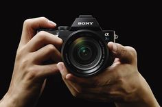 Sony A7S Full-Frame Camera With 4K Video Recording, ISO 409,600