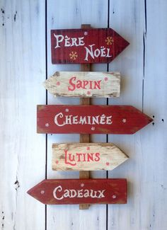 Wooden Christmas Crafts, Outside Christmas Decorations, Farmhouse Christmas Decor, Christmas Signs, Outdoor Christmas, Rustic Christmas, Christmas Tree Ornaments, Christmas Time, Diy Stocking Holder
