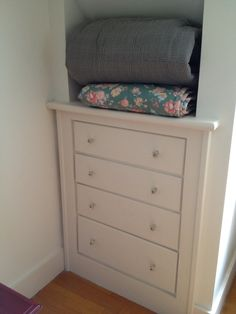 re-create something like this to go inside my closest...built in dresser
