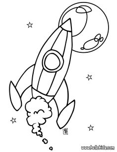 spaceship coloring page free printable space coloring pages for toddlers preschool or kindergarten children enjoy this spaceship coloring page go