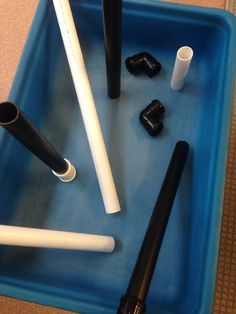 Water Tray Pipes