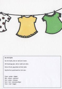 Sangbog for børn - en lille illustreret sangbog til de mindste Brain Breaks, Singing, School, Bra, Music, Brain Training, Schools