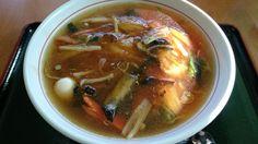 広東麺@由利本荘市、とりとん