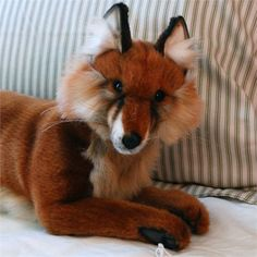 Red Fox | Hansa Stuffed Animal | Hansa Fox | Toys That Teach
