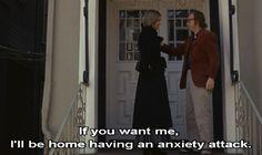 Play it again, Sam (1972), dir. Woody Allen