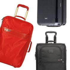 Rank & Style | Top Ten Fashion and Beauty Lists - Carry On Suitcases #rankandstyle