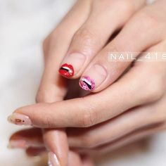 @naildesigner_hakmin #네일 #네일아트 #41shop #젤네일 #청담네일 #청담동네일 #nail #nails #nailart #naildesign #nailswag #unique #koreanail #beauty #seoul #nailstagram #웨딩네일 #weddingnail #강남네일샵 #청담네일샵 #美甲 #指甲彩绘 #指甲油 #ネイルアート #ジェルネイル #ネイル #凝膠 #指甲彩繪 #指甲