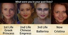 Click to find out how you lived in the past too! Past Life, How To Find Out, The Past, Memories, Let It Be, Quizes, Memoirs, Souvenirs, Remember This
