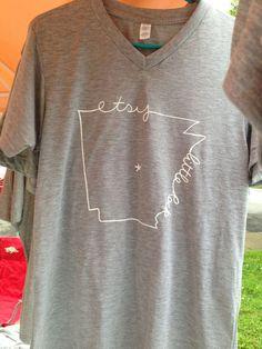 Team Etsy Little Rock T-Shirts!