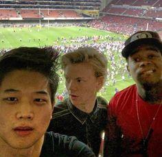 Ki Hong, Thomas & Dexter