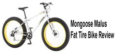 Do you need a fat tire bike? If yes you can read this article for a fat bike. We have explain the benifits & disadvantage of mongoose malus fat tire. This mid range fat tire bike. Best Road Bike, Best Mountain Bikes, Mountain Biking, Road Bikes, Mongoose Bike, Bicycle Tools, Motorcycle Gloves, Fat Bike, Bike Reviews