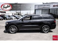 Awesome Dodge 2017: Sport Utility - 2015 Dodge Durango Limited RALLYE PACKAGE in Hamilton, ON  $40,992 Cars Check more at http://carboard.pro/Cars-Gallery/2017/dodge-2017-sport-utility-2015-dodge-durango-limited-rallye-package-in-hamilton-on-40992-cars/