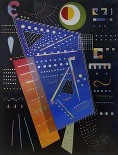 Upward by Wassily Kandinsky Wassily Kandinsky, Klimt, Abstract Words, Abstract Art, Franz Marc, Art Moderne, Art Plastique, Oeuvre D'art, Art And Architecture