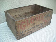 http://picclick.fr/Ancienne-caisse-en-bois-Lait-concentr%C3%A9-GLORIA-222232376457.html