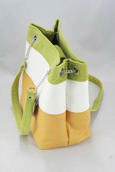 Kabelky - kabelka Kiwi kocka -