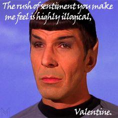 Happy Valentine's Day (Vulcan edition)