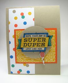Maddiebug Designs - Stampin' Up!, Occasions 2017, Super Duper, Party Animal dsp, Party Animal embellishments, http://maddiebugdesigns.blogspot.com/2017/01/super-duper.html