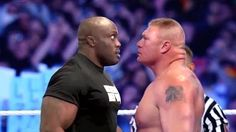 Brock Lesnar vs Bobby Lashley - Steel Cage Match - Wrestlemania XXXI 2015 - YouTube