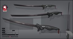 Ascend Katana - rmory studios, Kris Thaler on ArtStation at https://www.artstation.com/artwork/oWgyW