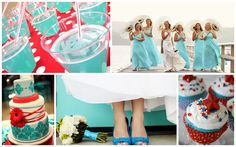 red white blue wedding | Red, White & Blue – Americana Inspired Weddings