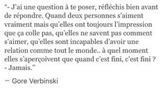 Image de french, quotes, and gore verbinski Love Is Hard Quotes, Hard To Love, Quotes For Him, Sad Quotes, Best Quotes, Pretty Words, Cool Words, Cute Sentences, French Quotes