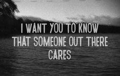 I care about each and every one of you!!!!