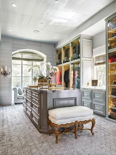 Luxury Closet Dallas | Modern Luxury | The Couture Closet LLC