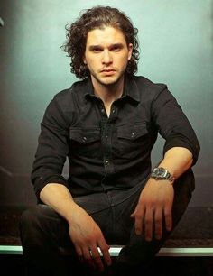 Kit Harington(from Game of Thrones) ...