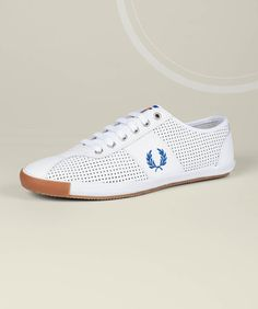 Fred Perry - Strada Bianche Shoe