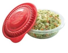 The KFC Reusable Side Container Won the 2010 Greener Package Awards #takeout trendhunter.com