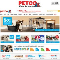 Petco | Online stores for Pet supplies