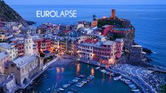 EuroLapse by David Kosmos Smith. The images used in this time lapse were taken in 2011 over the course of three summer months in Europe.