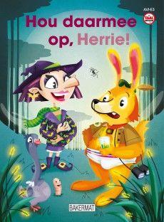 De taalbende - hou daarmee op, herrie (avi e3) – Uitgeverij Bakermat
