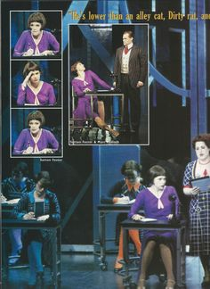 Thoroughly Modern Millie Original Broadway with Sutton Foster