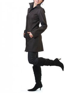 Jalie 2680 - Stretch City Coat Pattern ($) up to size 22