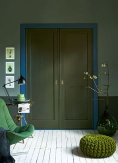 Reformando sem esforço e muito gasto: o poder das cores | Casinha colorida