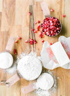 Half Orange Photography   Tablemakers   Lauren Kelp   Pomegranate Scones