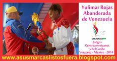 El abanderamiento de Yulimar Rojas se realizo en las instalaciones del Instituto Nacional del Deporte, ubicada en La Vega, Caracas..