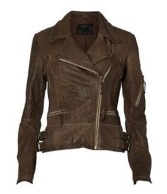 All Saints Eisen Leather Jacket | review | Kaboodle