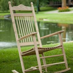 Dixie Seating Indoor/Outdoor Spindle Rocking Chair - Unfinished by Dixie Seating Co, http://www.amazon.com/dp/B005U6WBYM/ref=cm_sw_r_pi_dp_9G5Srb10VJ1ZV
