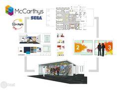 Concept Design | Sega/Hardlight, L'Spa. UK | McCarthys