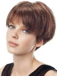 Short Haircuts For Older Women - Bing Images  This is the one I want.