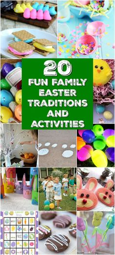 20 Fun Family Easter Traditions and Activities You Should Start This Year