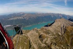 Lake Brienz from a different angle