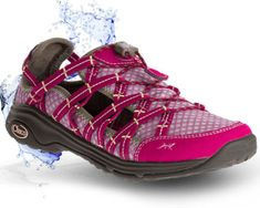 Barking Dog Shoes recommends comfortable, versatile water shoes for women and sport sandals for outdoor fun all summer long! Comfortable Sneakers, Comfy Shoes, Orthopedic Shoes, Toddler Sandals, Cute Sneakers, Sport Sandals, Summer Sandals, Water Shoes, Fashion Boots