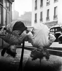 Violette Cornélius Paris 1960